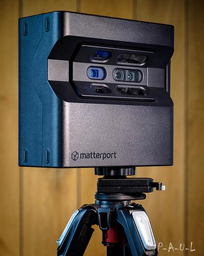 Matterport camera (1 van 1) 3